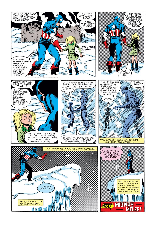 Captain America (1968) Issue #239 #154 - English 18