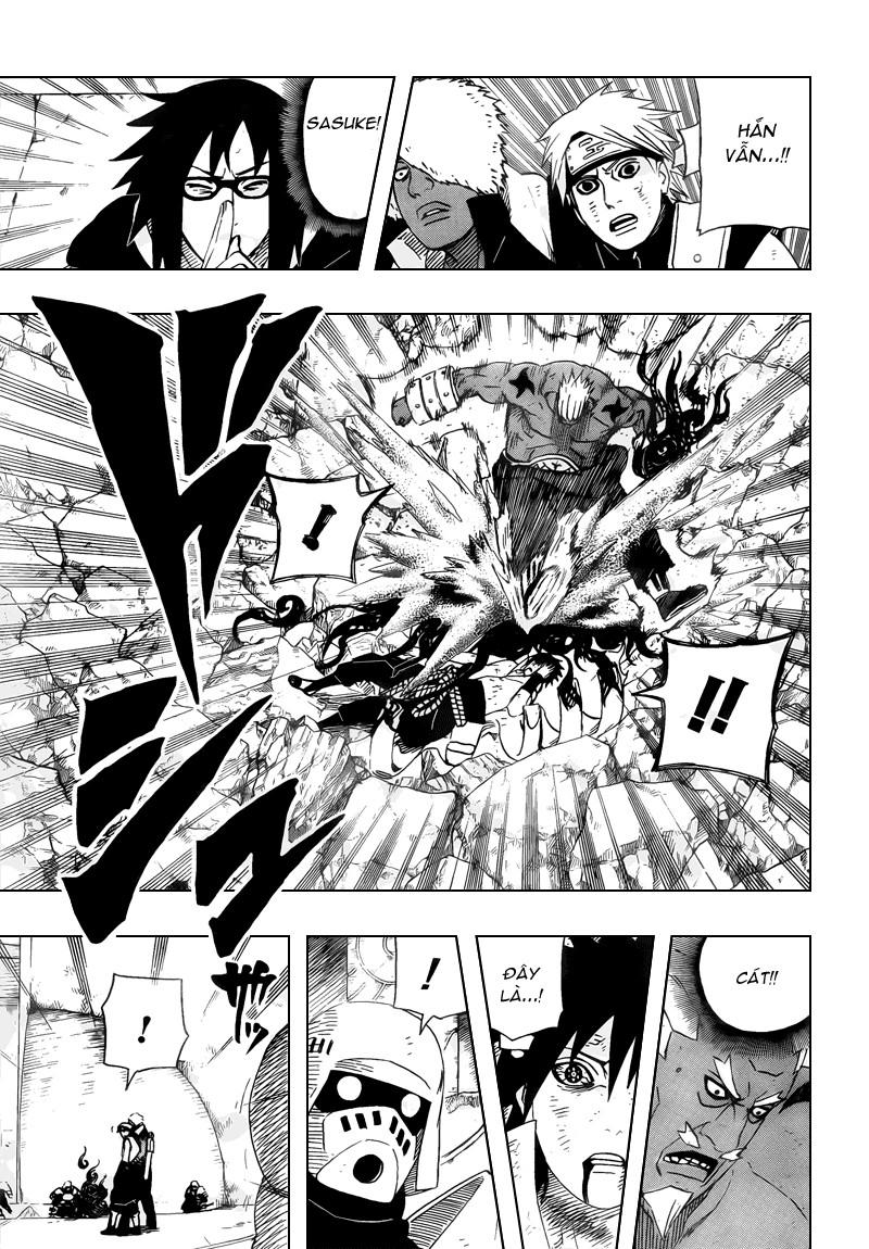 Naruto chap 464 Trang 3 - Mangak.info