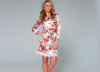 Модели летних платьев и выбор фасонов для женщин за 40