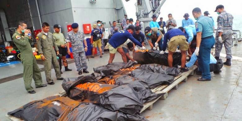 Korban Air Asia Ditemukan