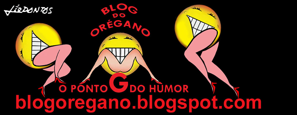 BLOG DO ORÉGANO
