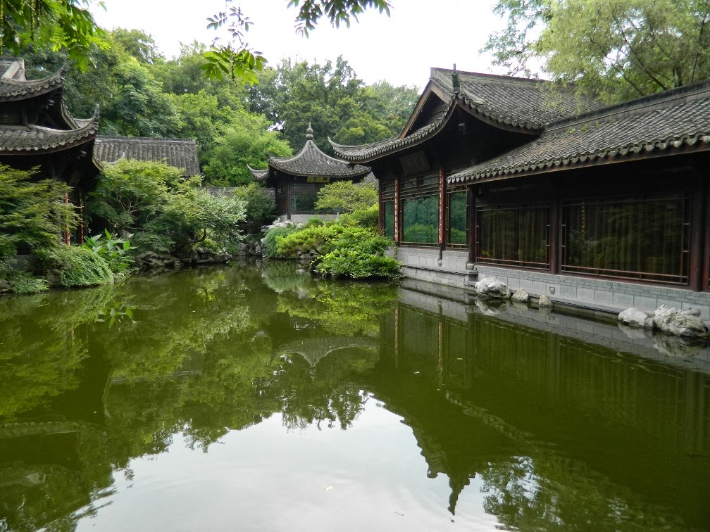 West Lake Flower Harbor Park Hangzhou by garden muses-a Toronto gardening blog