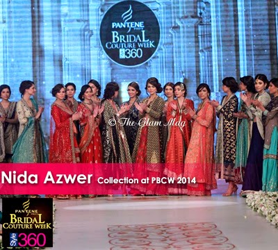 Nida Azwer Collection at PBCW 2014