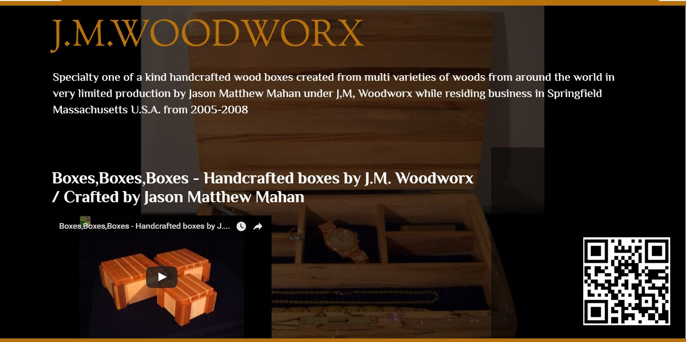 J.M WOODWORX PROJECT