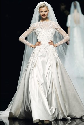 Elie Saab Spring 2013 Wedding Dresses