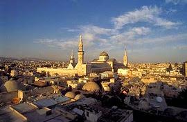 Syriens Hauptstadt Damaskus