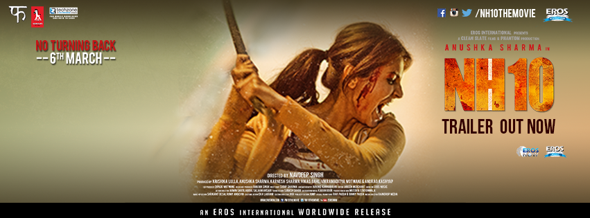 Box Office Collection of NH10 With Budget and Hit or Flop, bollywood movie latest update