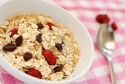 Oatmeal untuk diet - Terapkan dalam 30 hari!