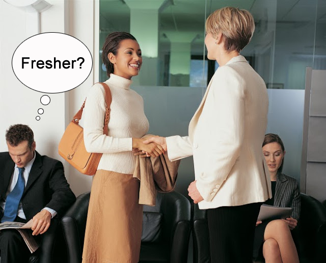 5 Things to Get Job Faster for Fresher's