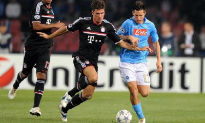 Napoli Bayern Monaco 1-1 highlights sky