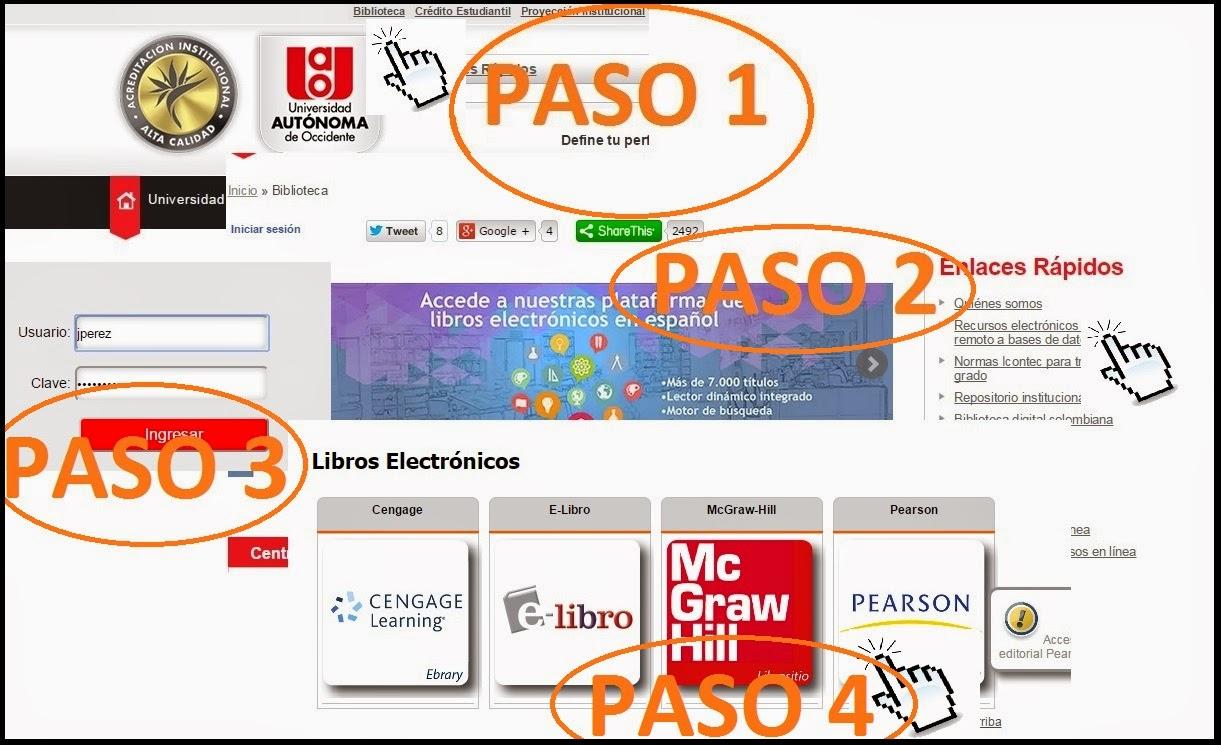 Mi Censei UAO: Pearson. Libros de calidad y de alto uso. Escoge tu ...