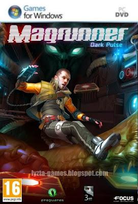 Magrunner: Dark Pulse PC Cover