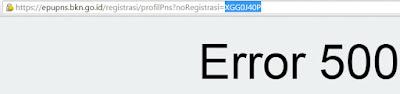 gambar 2 solusi kode error 500 pupns