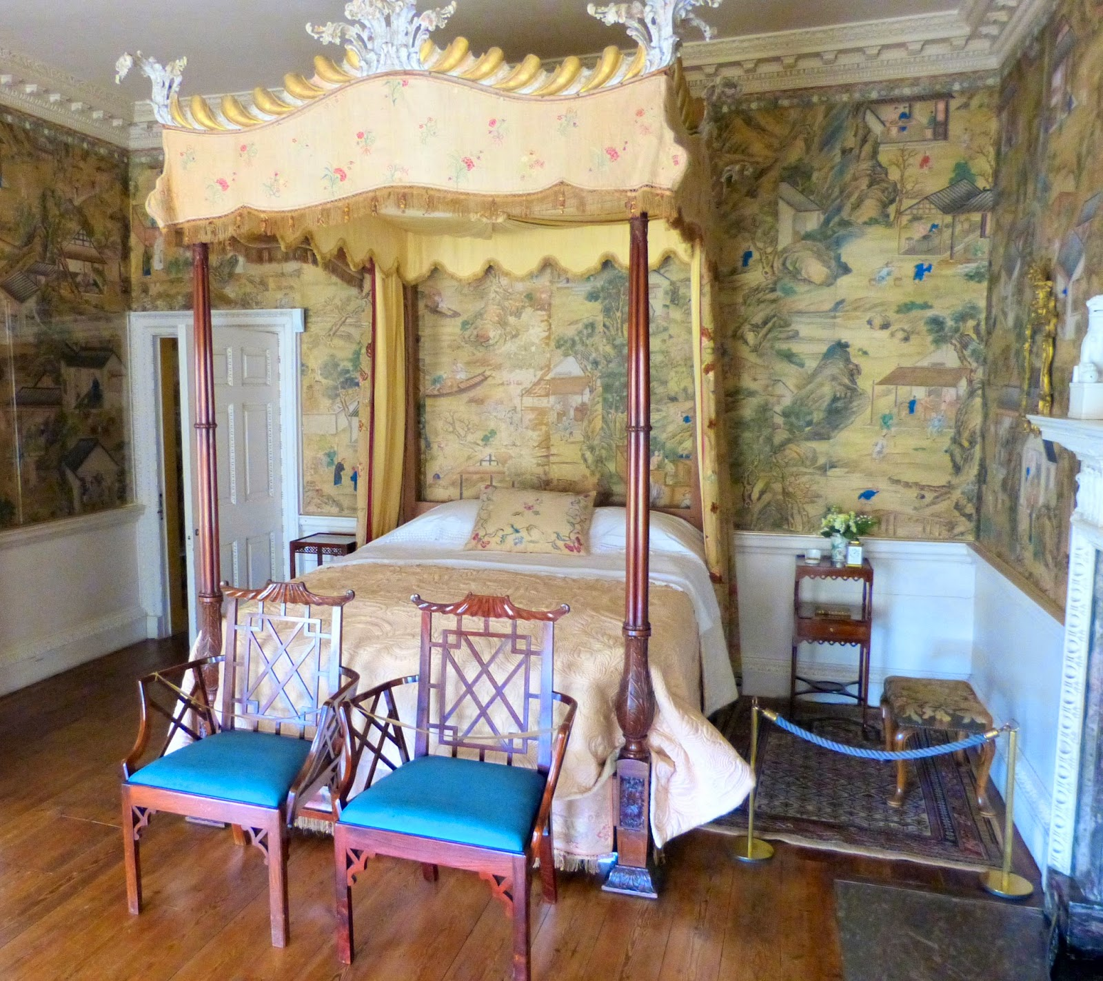 The Chinese Bedroom, Saltram