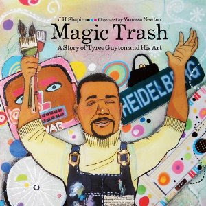 Magic Trash by JH Shapiro