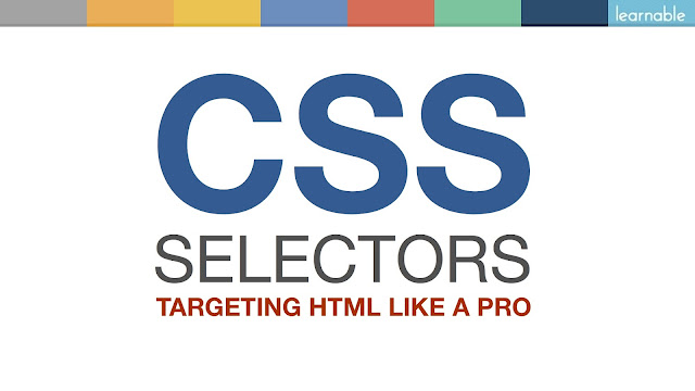 Grouping CSS Selectors