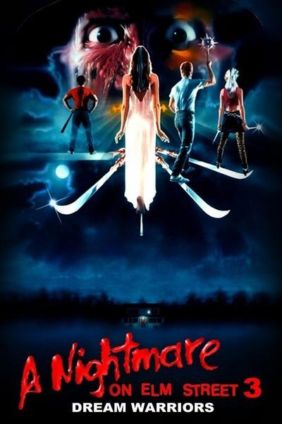 A Nightmare on Elm Street 3 Dream Warriors (1987) นิ้วขเมือบ ภาค 3