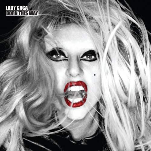 lady gaga born this way booklet. lady gaga born this way