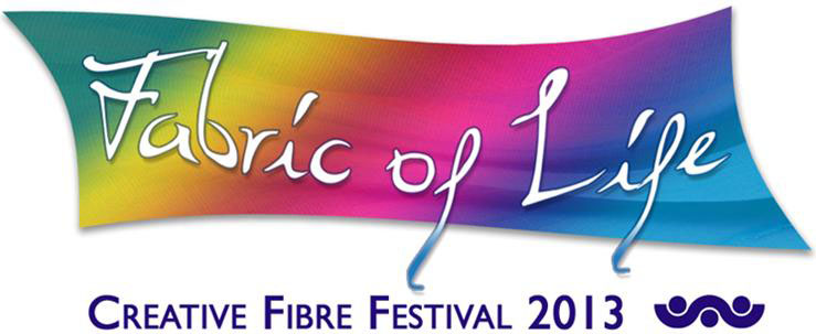 Fabric of Life - Creative Fibre Festival 2013