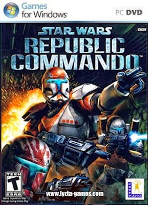 Star Wars: Republic Commando PC Cover