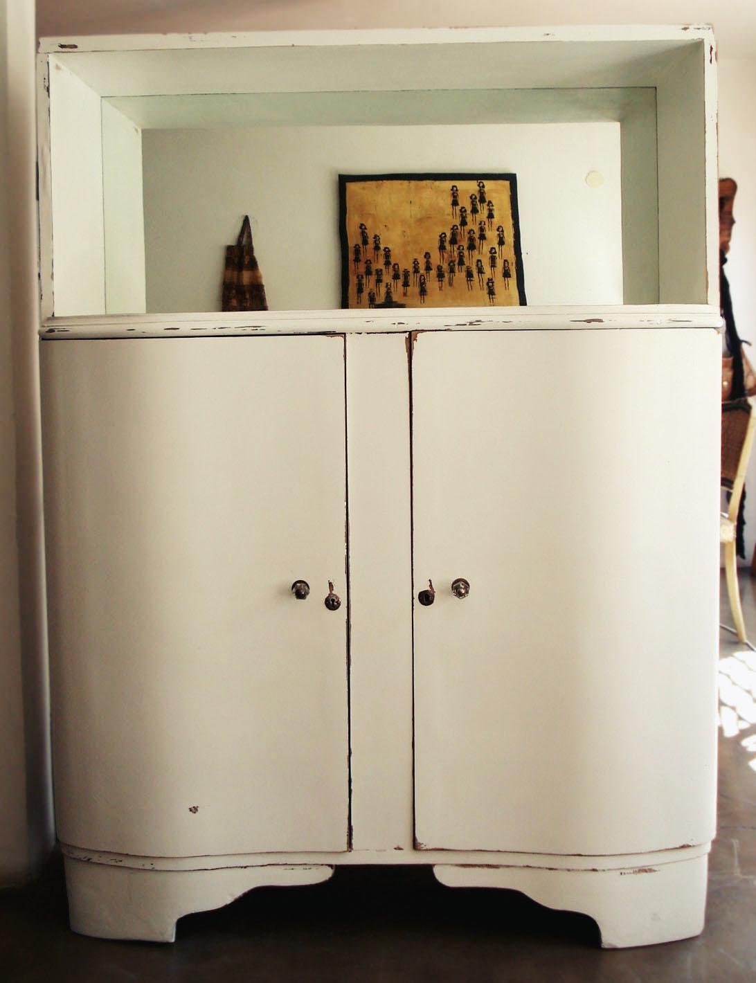 Muebles Viejos Restaurados Beautiful Excellent Muebles Reciclados  # Muebles Restaurados En Blanco