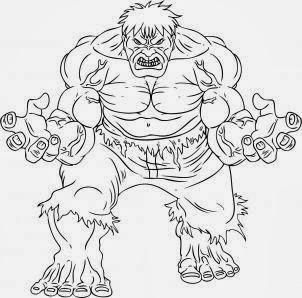 como desenhar o hulk passo a passo como desenhar 10