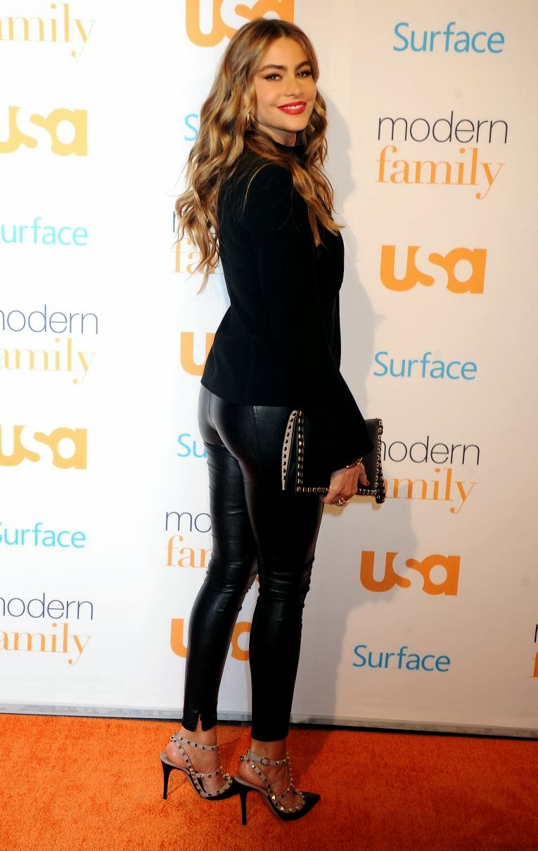Sofia Vergara Photos at Modern Family Fan Appreciation Day
