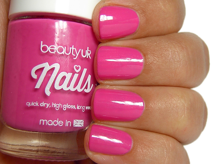 Beauty UK Nails - Pink Pop