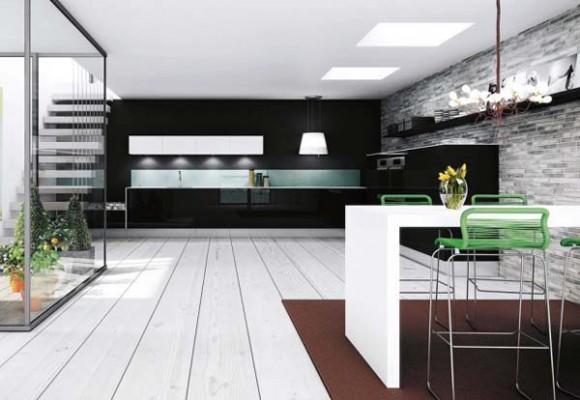Decoration, cocinas, cocinas integrales: cómo decorar una cocina ...