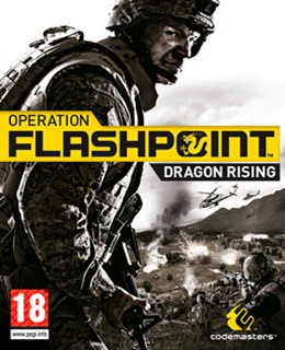 Operation Flashpoint: Dragon Rising PC Box