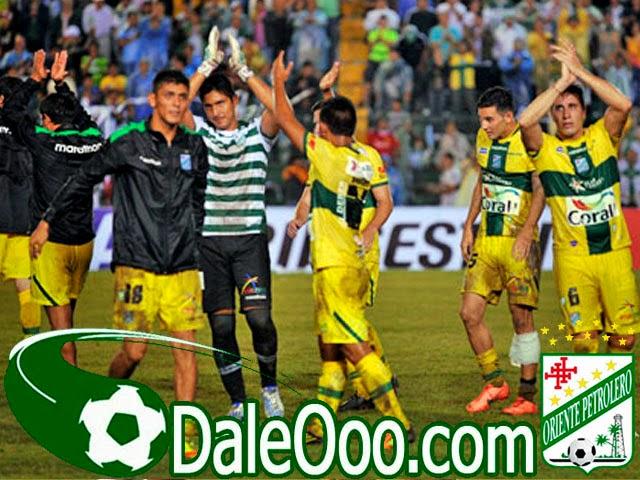 Oriente Petrolero - Saludos de los jugadores a la hinchada - Copa Libertadores 2014 - DaleOoo.com página del Club Oriente Petrolero