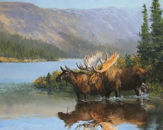 Animales Cuadros Pintura Hiperrealista
