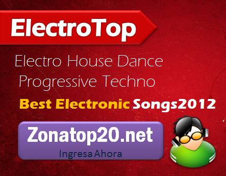 Top10 electro house actualizado 2015 for Top 20 house music
