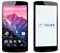 Google Nexus 5 Telus