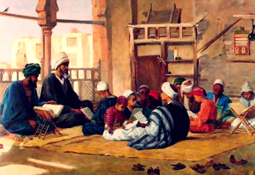 Mufti 'Garis Lurus'