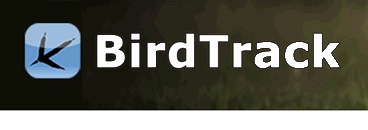BirdTrack - reporting rate