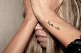 medina tatoveringer