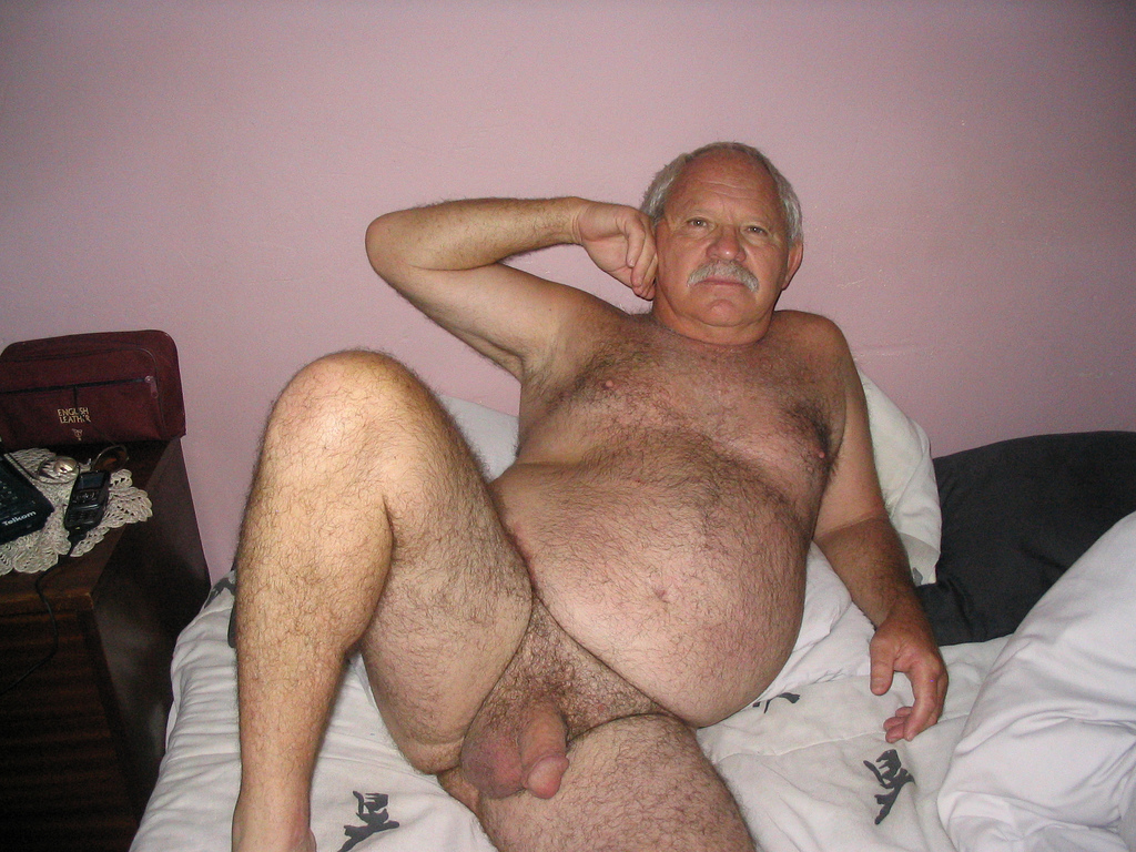 chub sex  gay Old Fat Gay 74
