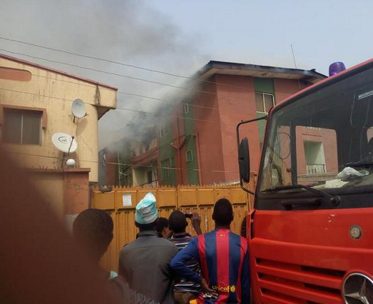children killed lagos housefire