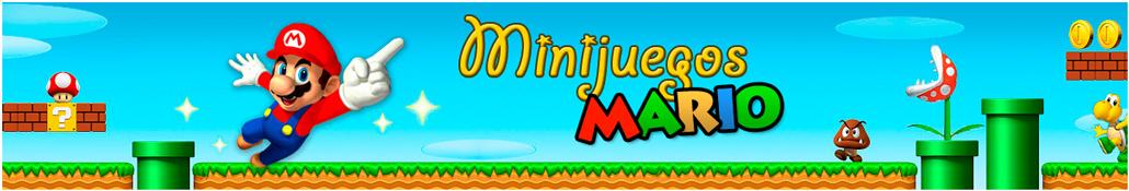 Minijuegos Mario - Juegos de Mario Bros