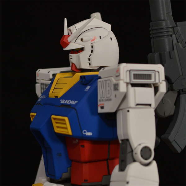 MG RX 78-2 The Origin
