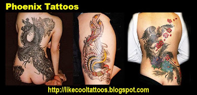 Symbolic Meaning of Phoenix Tattoos