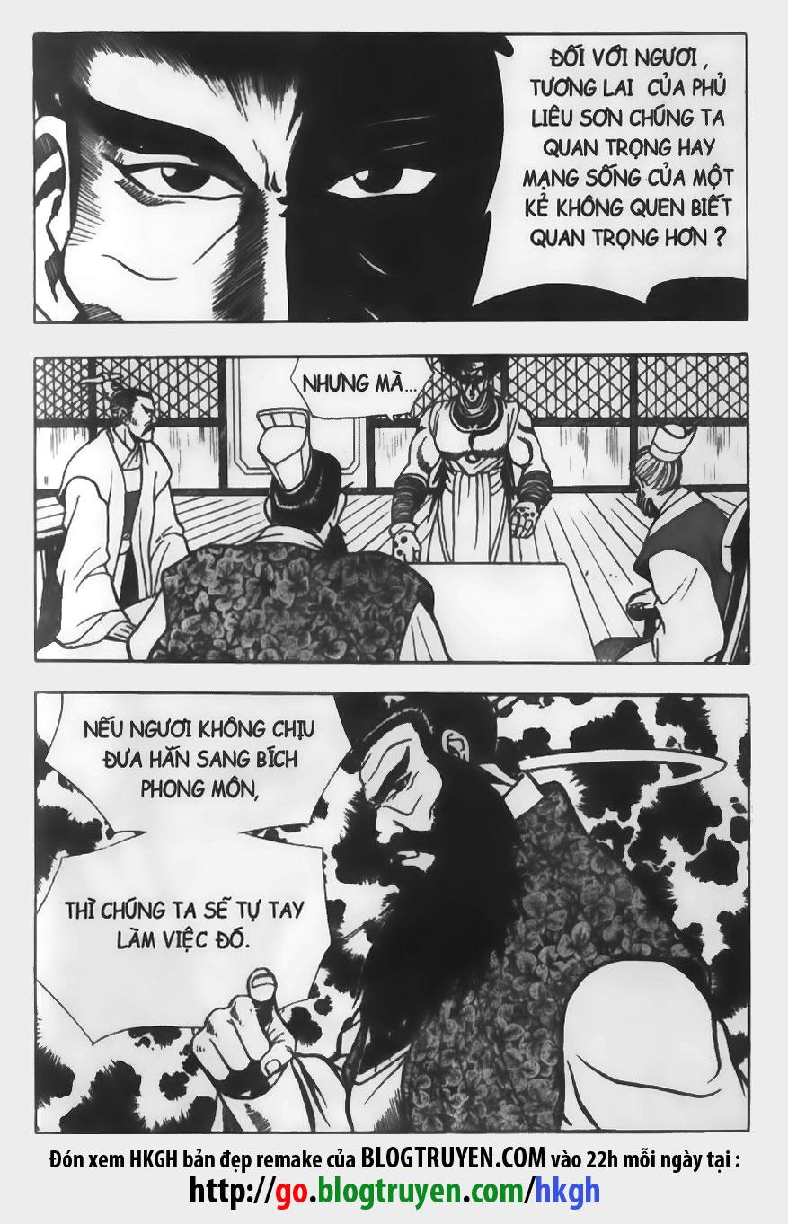 Hiệp Khách Giang Hồ - Hiệp Khách Giang Hồ Chap 046 - Pic 28