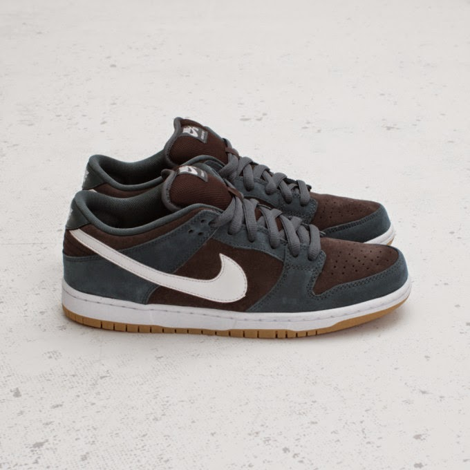ccfbce240aed Nike SB Slate Blue - Futura 2