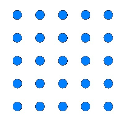 CALL THE GREEKS (The Cool Riddles - Project): 25 Dots, 8 Lines