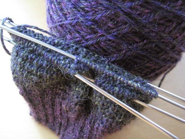 Gli aumenti nel lavoro a maglia