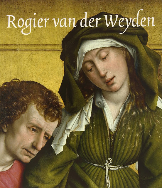 Catálogo Rogier van der Weyden. Disponible en Libreria Cilsa de Alicante.