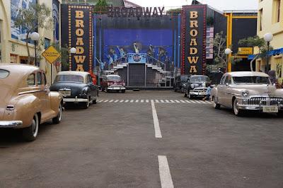 broadway area