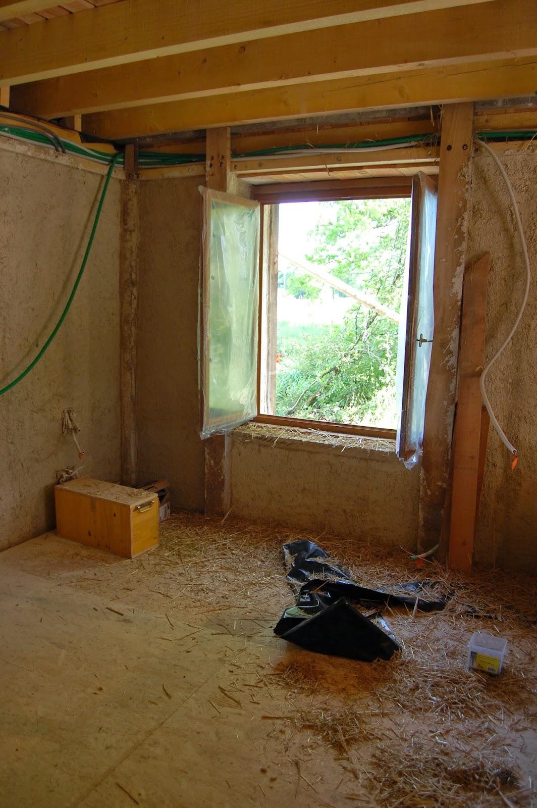 2013 une ann e entre paillenth se cloisons isolation et derni re pi ce de la maison. Black Bedroom Furniture Sets. Home Design Ideas