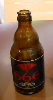 666  La Bière de la Diablesse belgian trppist beer